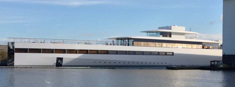 Steve Jobsi jaht Venus lasti vette