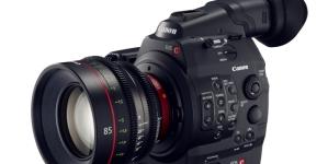 Canon teatab 4K resolutsiooniga videohõivet toetava digitaalse kinofilmikaamera väljaarendamisest