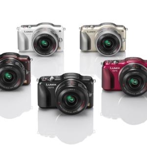 Panasonic tutvustab uut LUMIX GF5 kaamerat