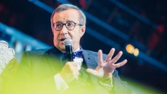 President Ilves Helsingis SLUSHIL: Eesti riigi koostöö Uberiga on eeskujuks kogu Euroopale