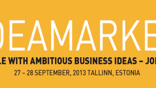 Ideamarket & TeamLab 27-28 septembril Tallinnas