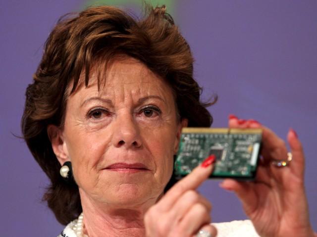 Euroopa Komisjoni asepresident Neelie Kroes
