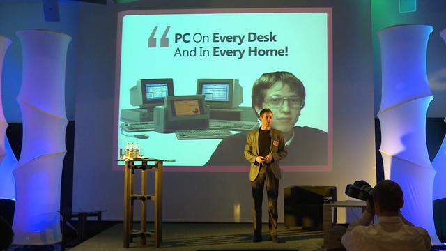 Microsofti Hariduskonverents 2013