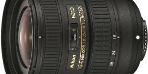 AF-S NIKKOR 18–35mm f/3.5–4.5G ED lainurk-suumobjektiiv — avarda oma väljavaateid