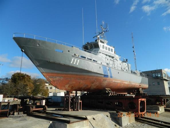 Portaalis Osta.ee on müügil laev Vessel PVL 111