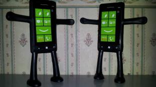 Võida Windows Phone 7 maskott!
