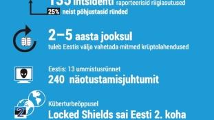 2013. a olulisemad küberturvalisuse intsidendid ja tähelepanu pälvinud teemad Eestis