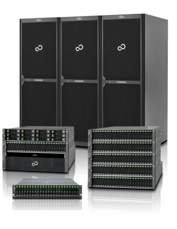 Fujitsu ETERNUS DX salvestussüsteem püstitas maailmarekordi