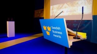 Täna selgusid Rootsi Äriauhind 2015 nominendid.