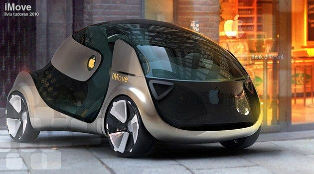 Apple iMove auto