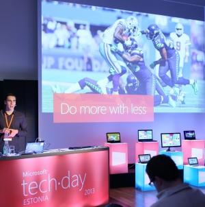Eesti suurim tehnoloogiakonverents TechDay keskendub uutele seadmetele ja teenustele