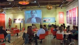 Skype'i videokonverents toob haridusalase diskussiooni kooli
