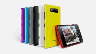 Uue põlvkonna Nokia Lumia 820 nüüd EMT-s saadaval