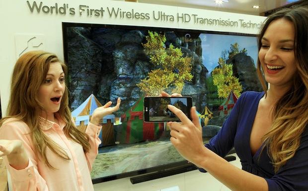 LG toob turule juhtmeta Ultra HD