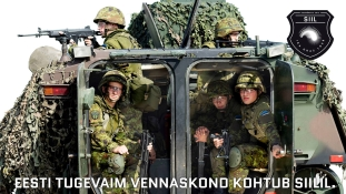 Eesti Rahvusringhääling avas Kaitseväe suurõppuse Siil jaoks eraldi alamportaali