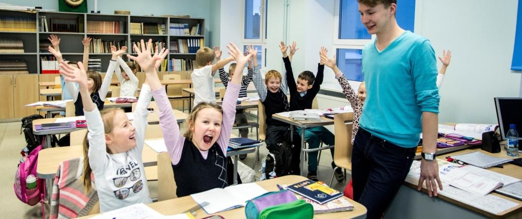 Noored Kooli programmi kandideeris rekordarv huvilisi