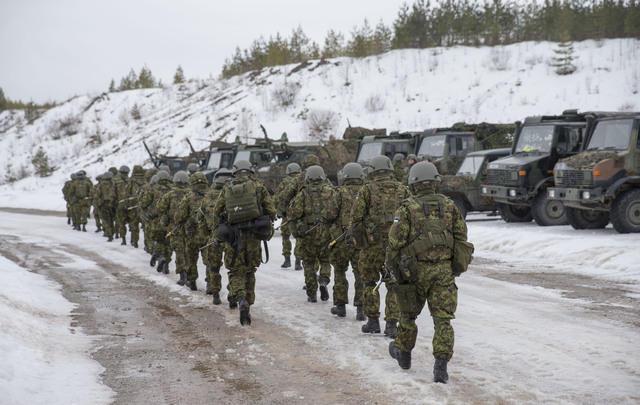 Kaitsevägi kontrollib oma kiirreageerimise valmisolekut