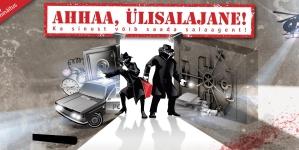 AHHAA avab uksed spioonimaailma