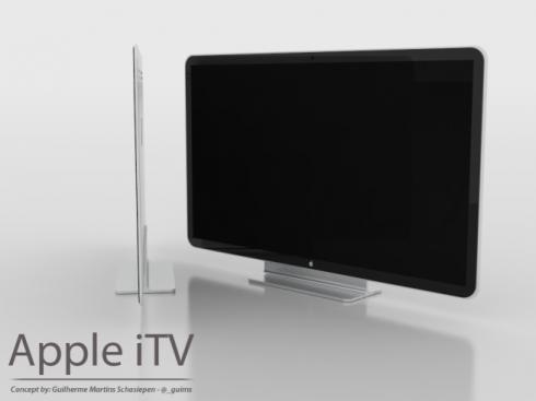 Apple alustab HDTV telerite tootmist