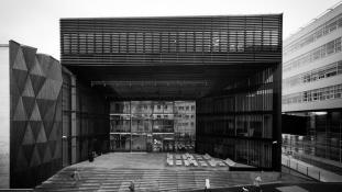 Tallinna Ülikooli Balti Filmi- ja Meediakooli kinosaali ametlik avamine