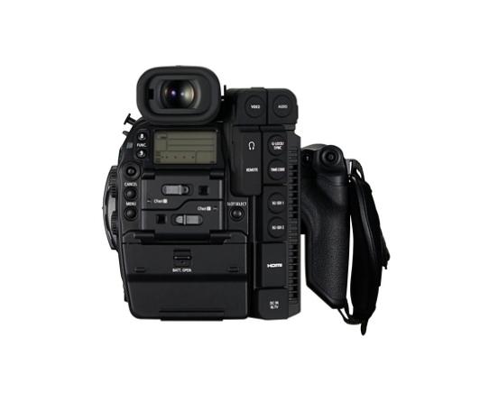 Canon tutvustas uut 4K videokaamerat EOS C300 Mark II