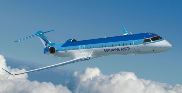 CRJ900-Estonian-Air