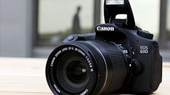 Ülevaade: Canon EOS 60D