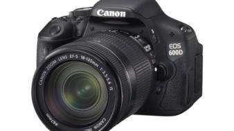 Canon EOS 600D ülevaade