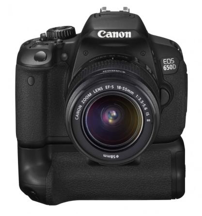 Canon tutvustab uut kaameramudelit EOS 650D