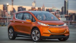 LG teeb koostööd General Motorsiga uue Chevrolet Bolt EV elektriauto loomisel