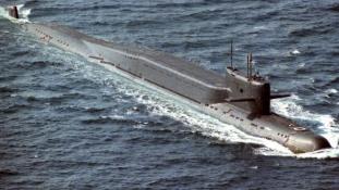 Purjakil vene kalamehed sõitsid tuumaallveelaevale otsa…