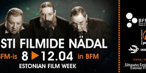 Eesti filmide nädal BFMis