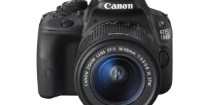 Canoni uus objektiiv  EF-S 18–55 mm