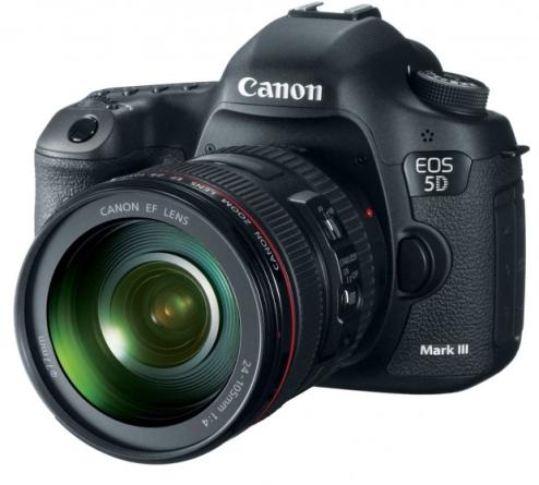 Canon toob turule kaameramudeli EOS 5D Mark III