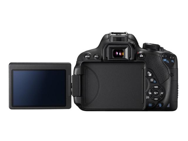 EOS 700D BCK LCD OPEN