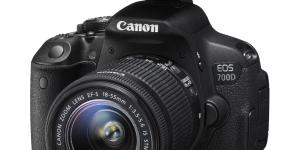 Canoni uus digipeegelkaamera EOS 700D