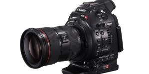 Canon toob turule professionaalse videokaameramudeli EOS C100