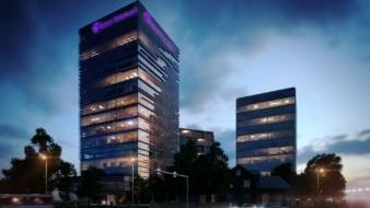 Eesti Telekomi uus büroohoone kerkib Mustamäe tee algusesse