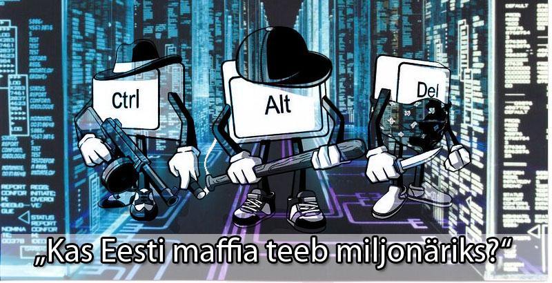 """BeWise loeng TTÜ-s: """"Kas Eesti maffia teeb miljonäriks?"""""""