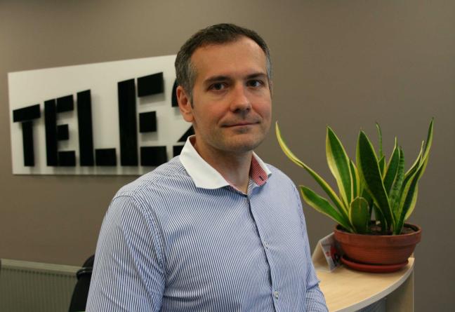 Tele2 palkas Huaweist tehnoloogiadirektori