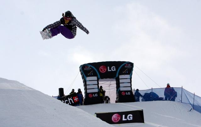 LG jätkab lumelaua maailmakarika võistluste toetamist