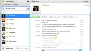 Skype muutub sotsiaalsemaks tänu uuele Skype'i Windows'i 5.5 betaversioonile