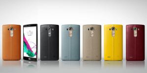 LG uus nutitelefon LG G4 jõuab Eesti poodidesse järgmisel nädalal