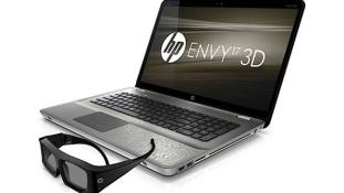 HP Envy 17″ 3D seeria lööb laineid