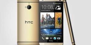HTC One saab jõuludeks kuldse kuue