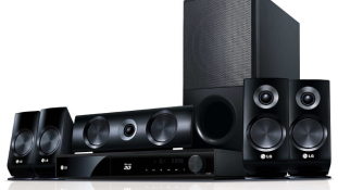 LG-lt uus 3D Blu-ray kodukinosüsteem