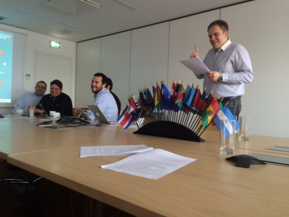 Riigi Infosüsteemi Amet koolitab Lõuna-Ameerika infoturbeeksperte