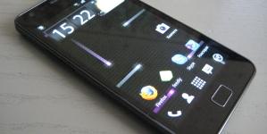 Samsung Galaxy S II (GT-I9100) ülevaade