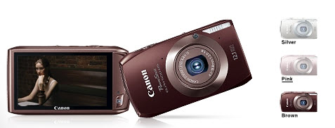 IXUS 310HS kaamera