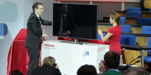 Toshiba esitles uut 3D nutitelerite sarja